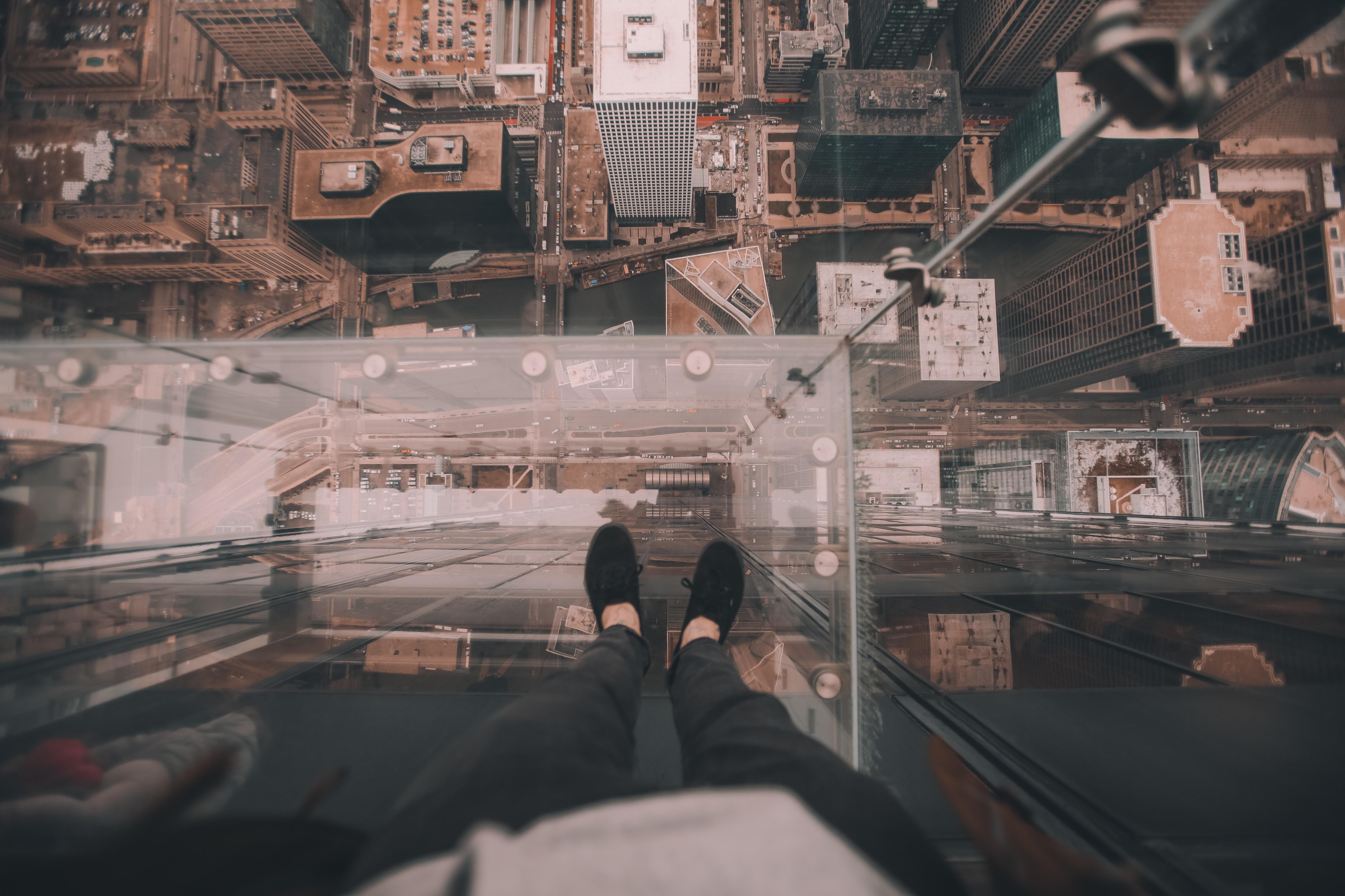 להגדיר פחדים במקום להגדיר יעדים
